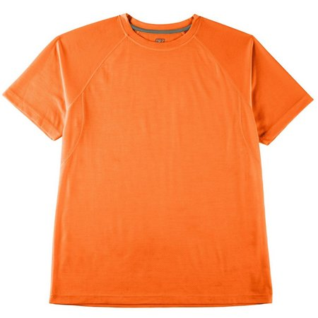 RB3 Active Mens Space Dye Performance T-Shirt