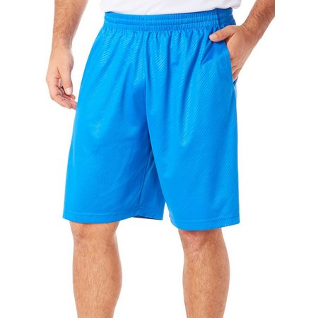 RB3 Active Mens Interlock Athletic Shorts