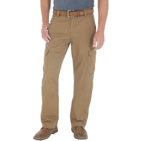 Genuine Wrangler Mens Ripstop Cargo Pants