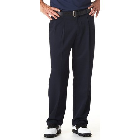 Haggar Cool 18 Peformance Wear Pleated Pants
