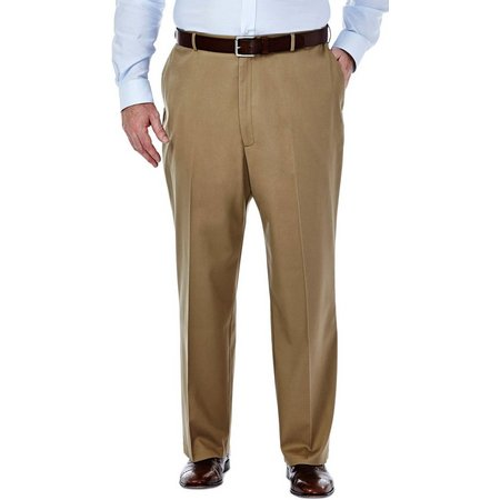 Big & Tall Haggar Mens No Iron Flat