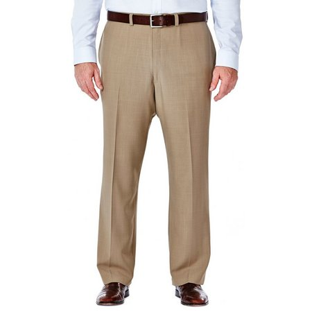 Haggar Mens Big & Tall eCLo Stria Dress