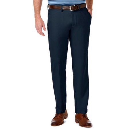 Haggar Mens Cool Pro Solid Pants
