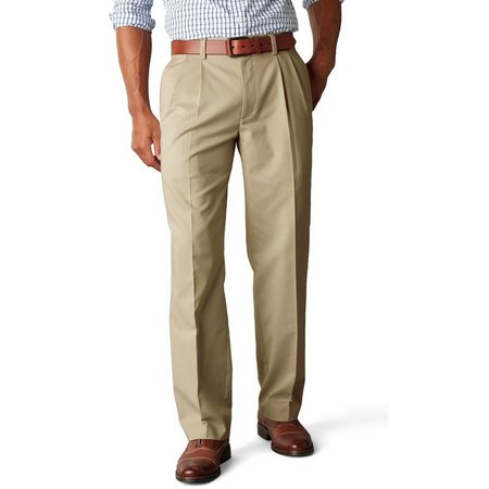 Dockers Easy Khaki Pleated Pants
