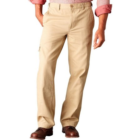 Dockers Mens Big & Tall Comfort Cargo Pants