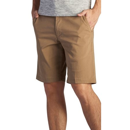 Lee Mens Xtreme Comfort Flat Front Shorts