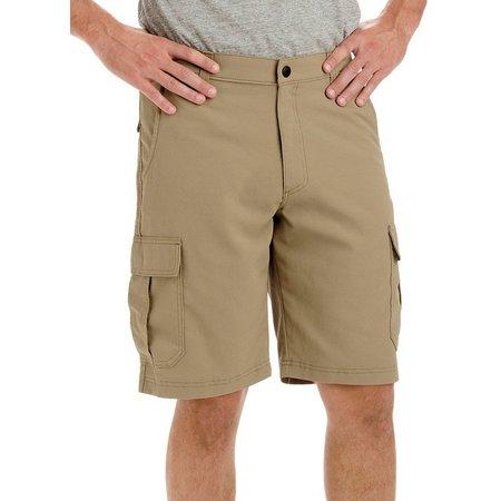 Lee Mens Big & Tall Peformance Cargo Shorts