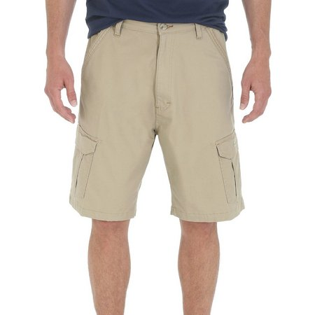 Genuine Wrangler Mens Comfort Cargo Shorts