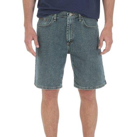Genuine Wrangler Mens Comfort Denim Shorts