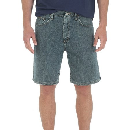Genuine Wrangler Mens Comfort Denim Shorts