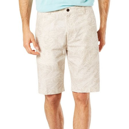 Dockers Mens Perfect Frond Shorts