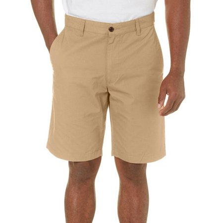 Dockers Mens Flat Front Perfect Shorts