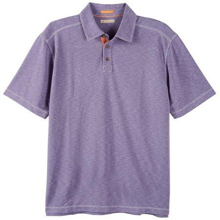 Age of Wisdom Mens Lavender Polo Shirt