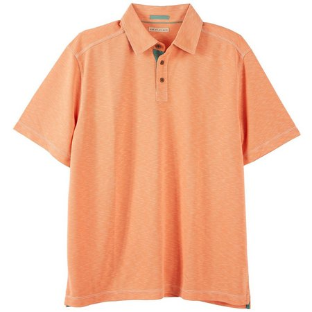 Age of Wisdom Mens Tangelo Polo Shirt