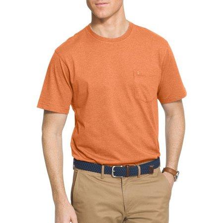 IZOD Mens Chatham Pocket T-Shirt