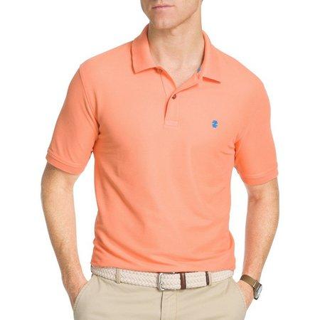 IZOD Mens Light Advantage Performance Polo Shirt