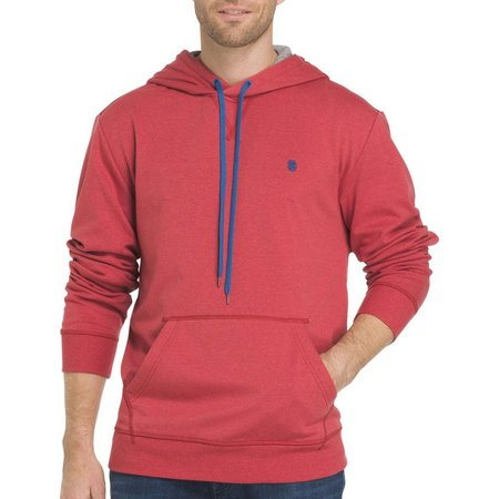 IZOD Mens Advantage Performance Fleece Hoodie