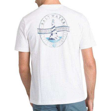 IZOD Mens Living Coastal T-Shirt