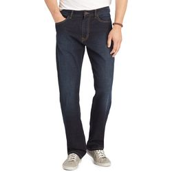 IZOD Mens Relaxed Fit Comfort Jeans