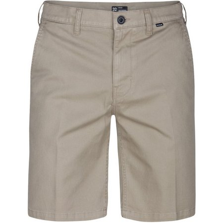 Hurley Mens One & Only 2.0 Chino Shorts