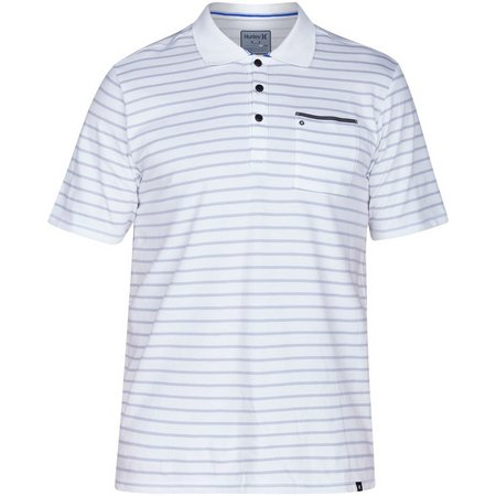 Hurley Mens Dri-Fit Dixon Polo Shirt