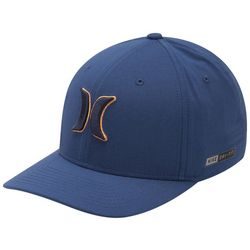 Hurley Mens Dri-Fit Blue Heather Hat