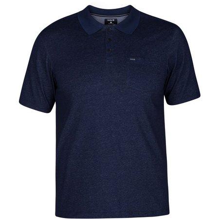 Hurley Mens Dri-Fit Lagos Polo Shirt