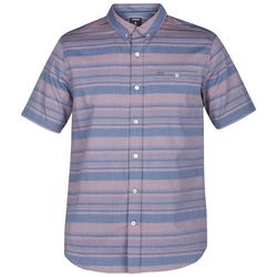 Hurley Mens Froth Woven Shirt
