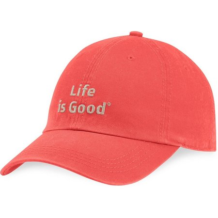 Life Is Good Mens Logo Chill Hat