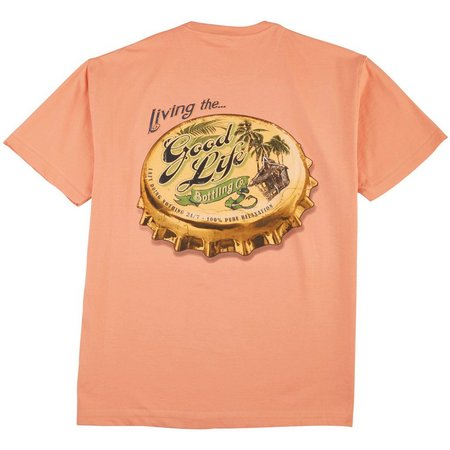 Paradise Shores Mens Good Life T-Shirt