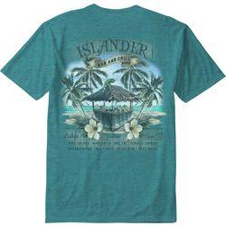 Paradise Shores Mens Islander Bar & Grill T-Shirt