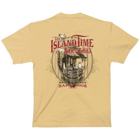 Paradise Shores Mens Island Time Bar & Grill