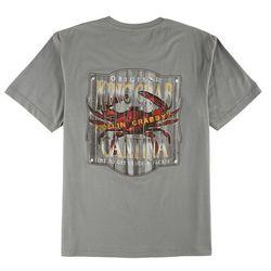 Paradise Shores Mens King Crab Cantina T-Shirt