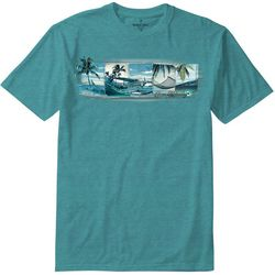 Paradise Shores Mens Gone Relaxing T-Shirt