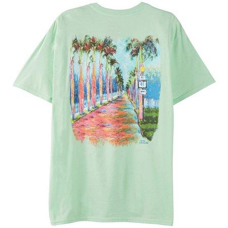 Leoma Lovegrove Mens Tamiami Trail T-Shirt