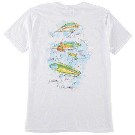 Amber Moran Mens Jigs & Lures T-shirt