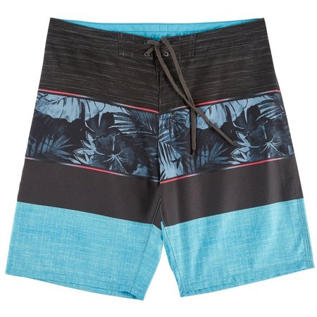 Burnside Mens Waikoloa Floral Boardshorts