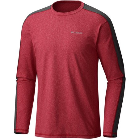 Columbia Mens Tenino Hills II Long Sleeve T-Shirt