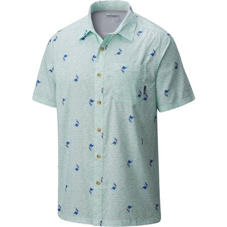 Columbia Mens Super Slack Tide Marlin Preserver Camp