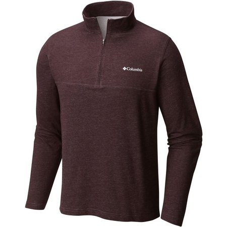 Columbia Mens Rugged Ridge Quarter Zip Sweater