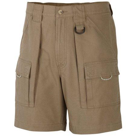 Columbia Mens Brewha II Cargo Shorts