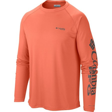 New! Columbia Sportswear Mens Terminal Tackle T-Shirt