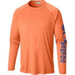 Columbia Mens Terminal Tackle Long Sleeve T-Shirt