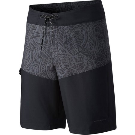 Columbia Mens Low Drag Poly Tuna Boardshorts
