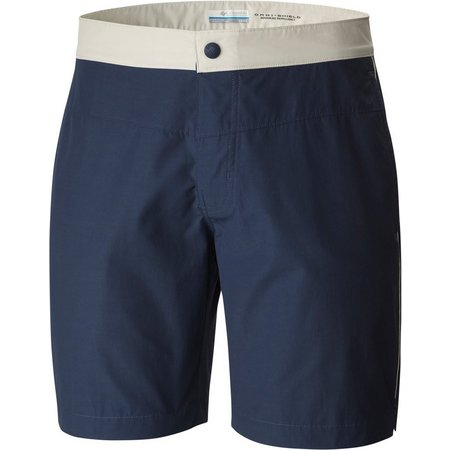 Columbia Mens Navy Lakedale Cove Shorts