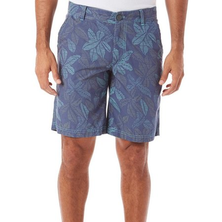 Columbia Mens Washed Out Novelty II Floral Shorts
