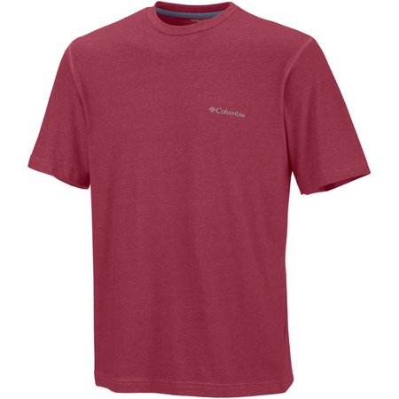 New! Columbia Mens Thistletown Park Crew T-Shirt