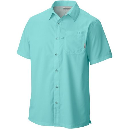 Columbia Mens PFG Slack Tide Camp Shirt