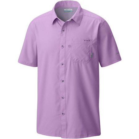 New! Columbia Mens PFG Slack Tide Camp Shirt