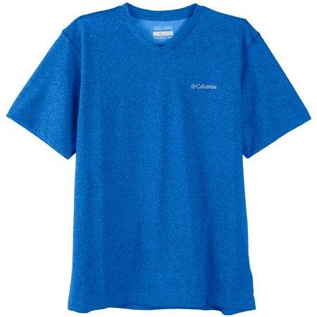 Columbia Mens Thistletown Park V-Neck T-Shirt